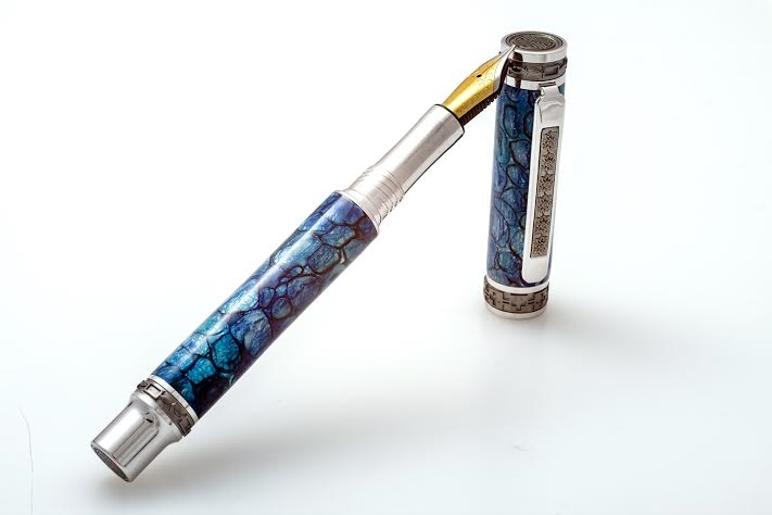 Destiny Dragon Scale Fountain Pen