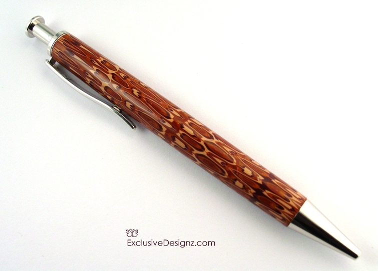 Going Tribal Clicker Pen