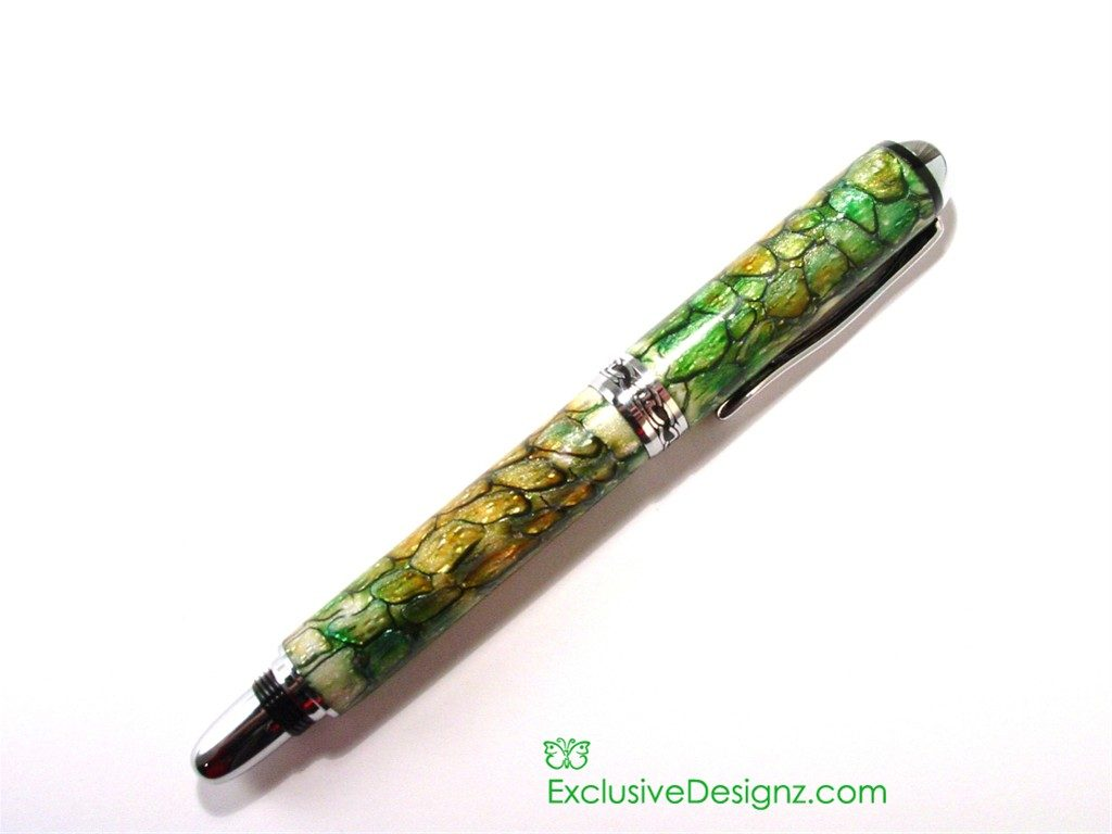 Shannara~Dragon Scale Sedona Pen