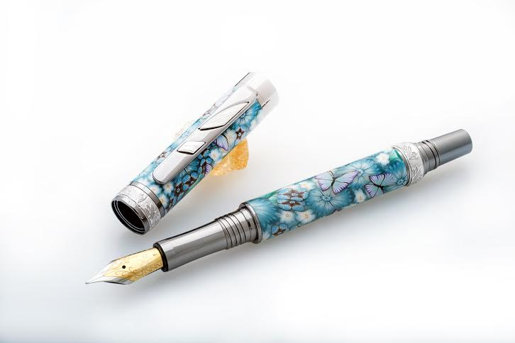 Flying High Fountain Pen