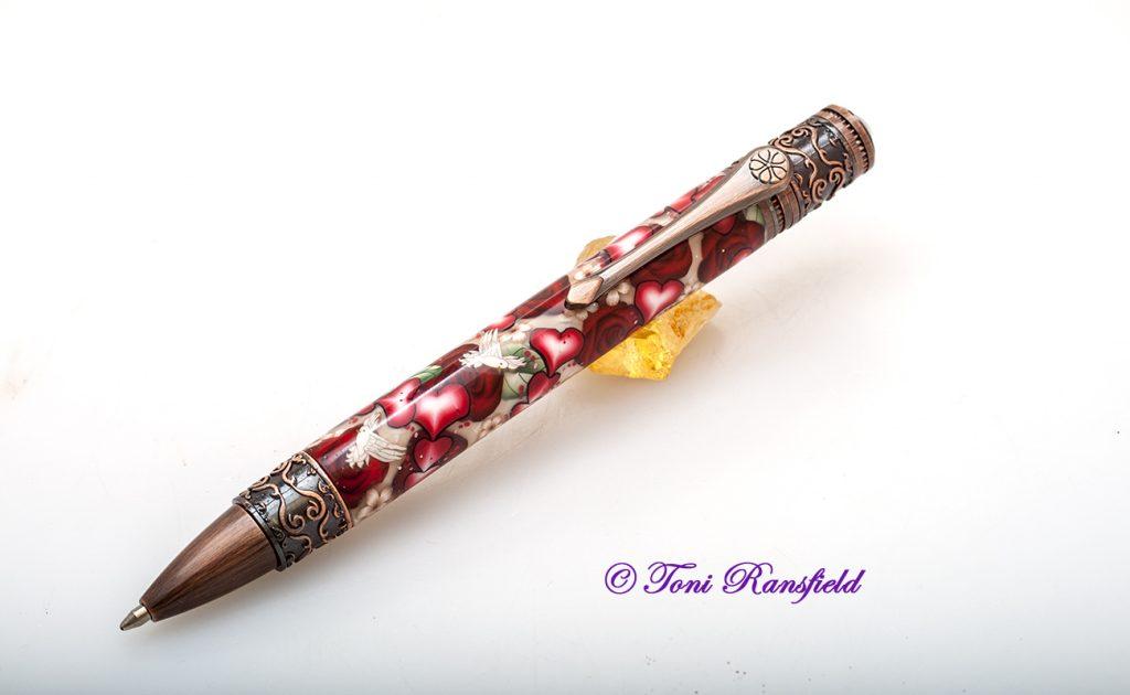 Valentines Day Spiritual Pen